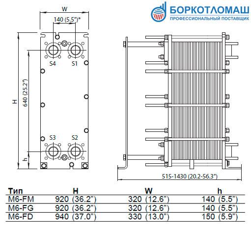 Теплообменник m6 fm Разборный пластинчатый теплообменник APV O050 Саров