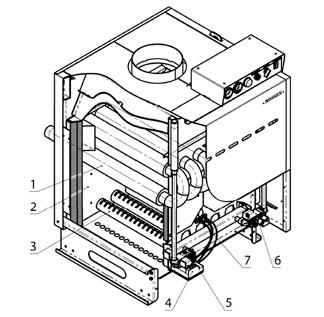 инструкция на котел Rs A300 - фото 3